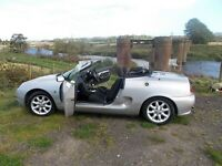 Silver MGF