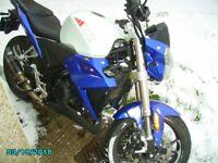 WKSP250 MOTORBIKE