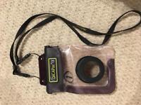 Waterproof camera case - DicaPac WP-140