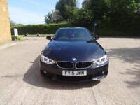 BMW 4 Series 430d Xdrive M Sport Gran Coupe (black) 2015