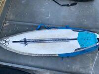 Channel Island surfboard OG Flyer (5'11 27.6L eps)