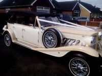 CLASSIC WEDDING CAR | BEAUFORD CAR | VISCOUNT | ROLLS ROYCE WRAITH | ROLLS ROYCE PHANTOM