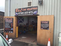 Valeting unit to rent in Dundas Street, Grangemouth, FK3 8BX