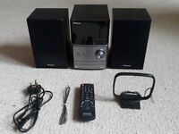 Panasonic SC-PM200 CD Stereo System for sale