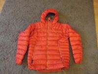 RAB Electron Down Jacket. Size Large. Will post if required for sale  Houghton Le Spring, Tyne and Wear