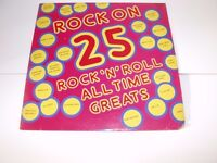 Rock On 25 Rock´n´Roll All Time Greats