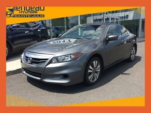 2011 Honda Accord EX-L + CUIR + TOIT OUVRANT + BLUETOOTH