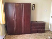 Complete bedroom furniture!