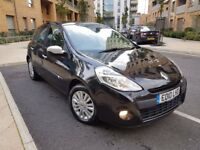 Renault Clio Music 1.2 Turbo 2010 FSH 71k Petrol Manual £1925 ONO