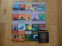 The Roman Mysteries , book collection , by Caroline Lawrence