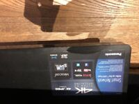 Panasonic 3D/Blue-ray Disc / DVD player and 100+ DVD titles