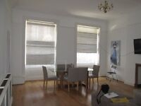 Holiday Apartment / Baker St / central London / A very large 2 bedroom apartment / sleeps up to 5