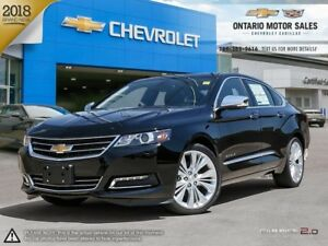 2019 Chevrolet Impala 2LZ PANORAMIC SUNROOF / HEATED FRONT SE...