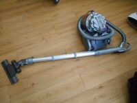 DYSON DC08 TELESCOPE WRAP PURPLE /SILVER EXCELLENT CONDITION AND STRONG SUCTION