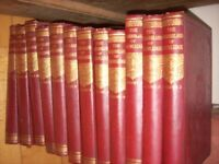 Complete 12 volume set with index of The Wonderland of Knowledge