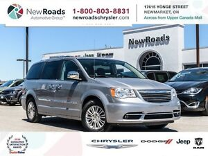 2013 Chrysler Town & Country Limited|NAVI|REAR CAM|SUNROOF|DVD|H