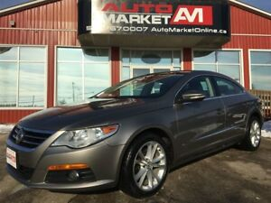 2011 Volkswagen CC Sportline, Alloys, WE APPROVE ALL CREDIT