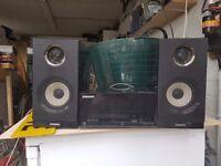 Samsung cd player dab radio