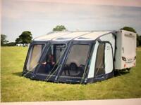 Outdoor Revolution lightweight caravan awning