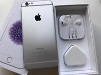iPhone 6 16gb silver (vodafone )
