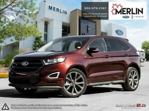 2016 Ford Edge Sport CERTIFIED PRE OWNED