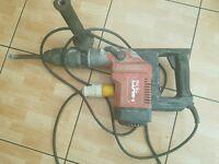 Hilti hammer breaker drill