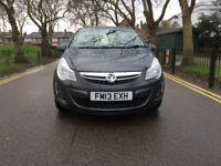 2013   Vauxhall Corsa 1.2 i ecoFLEX 16v Exclusiv (s/s)   £30 Road Tax   Low Miles   5 Doors   Corsa
