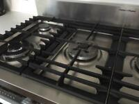 Fisher and Paykel single burner cast iron pan stand. Range cooker hob