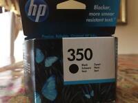 Blank Ink HP 350 Genuine
