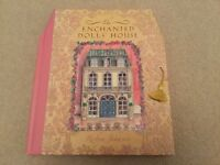 The Enchanted Dolls House by Robyn Johnson hardback book with pop up pages