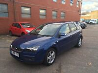Ford Focus Automatic Titanium Good Runner with Leather and mot