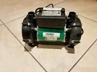 Salamander RHP50 Twin Shower Pump