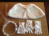 Holly communion girls accessories