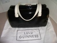 Lulu Guinness Patent Leather Bag - New