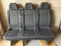 Mercedes Vito bench seat