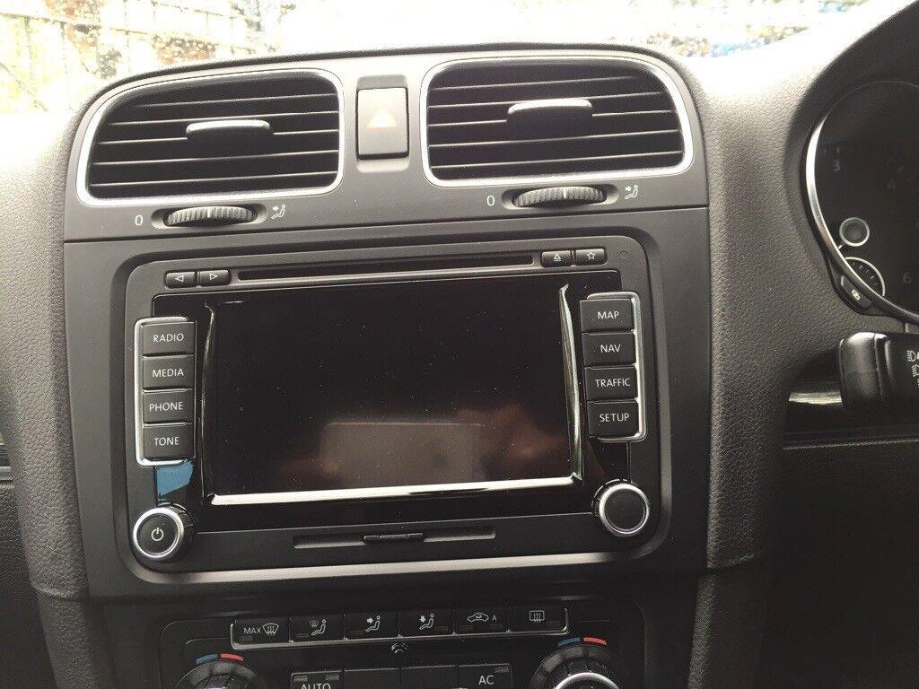GENUINE VW RNS510 SAT NAV LED SYSTEM | in Roundhay, West Yorkshire | Gumtree