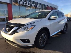 2017 Nissan Murano SV AWD Driver Assistance Package