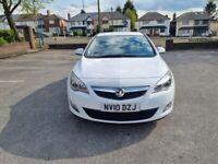 Vauxhall Astra 1.4 16v Exclusiv 5dr (10 REG)-