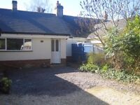 One bedroom annex to rent for single or couple occupancy in quiet rural location, off road parking