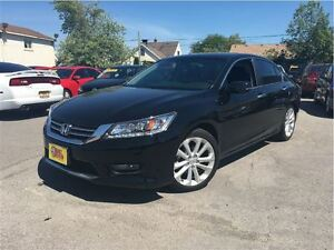 2015 Honda Accord Touring LEATHER NAVIGATION MOONROOF BACK UP CA
