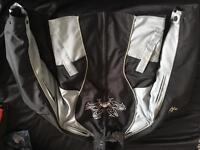 Frank Thomas XS motorcycle jacket