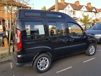 QUICK SALE FIAT DOBLO 1.9 *WHEELCHAIR ACCESS*(2011)*CAN USE FOR PCO NHS AND DISABILITY ACCESS