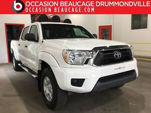 2013 Toyota Tacoma SR5 V6 AWD - DOUBLE CAB - HITCH!!