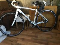 Road bike, ladies, Fuji Finest 1.3 with Shimano RS 11 wheels size S