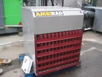 AMBIRAD UDSA100-2 Gas fired air heater commercial industrial heater.