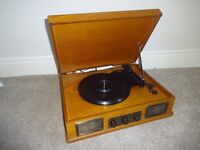 good quality record player