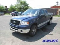 2008 FORD F-150 4WD Super Cab 145'' WB XLT  ****INSPECTION PAR F