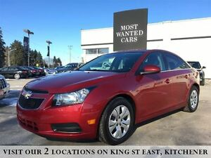 2014 Chevrolet Cruze 1LT | REAR VIEW CAMERA | BLUETOOTH
