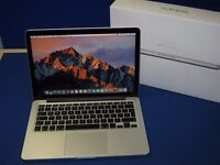APPLE MACBOOK PRO RETINA INTEL CORE I7 2.8GHZ 8GB RAM 512GB FLASH WIFI WEBCAM