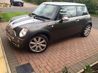 06 Mini Cooper park lane